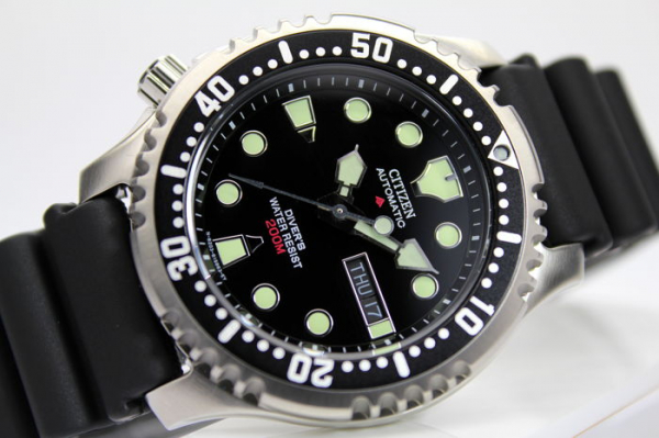 "Ceas Citizen Promaster Automatic Diver""s NY0040-09EE 1"