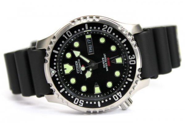 "Ceas Citizen Promaster Automatic Diver""s NY0040-09EE 3"