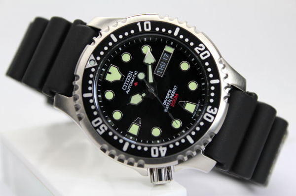 "Ceas Citizen Promaster Automatic Diver""s NY0040-09EE 2"