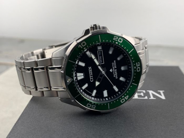 Ceas Citizen Promaster Automatic Divers NY0071-81EE 5