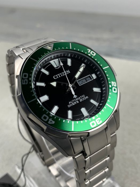Ceas Citizen Promaster Automatic Divers NY0071-81EE 3