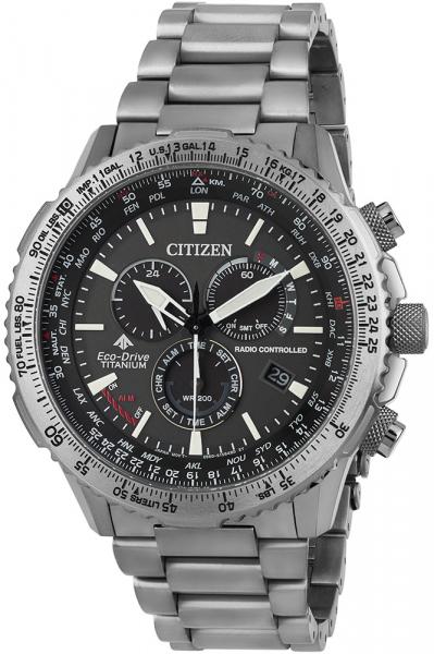 Ceas Citizen Promaster Eco-Drive CB5010-81E 0