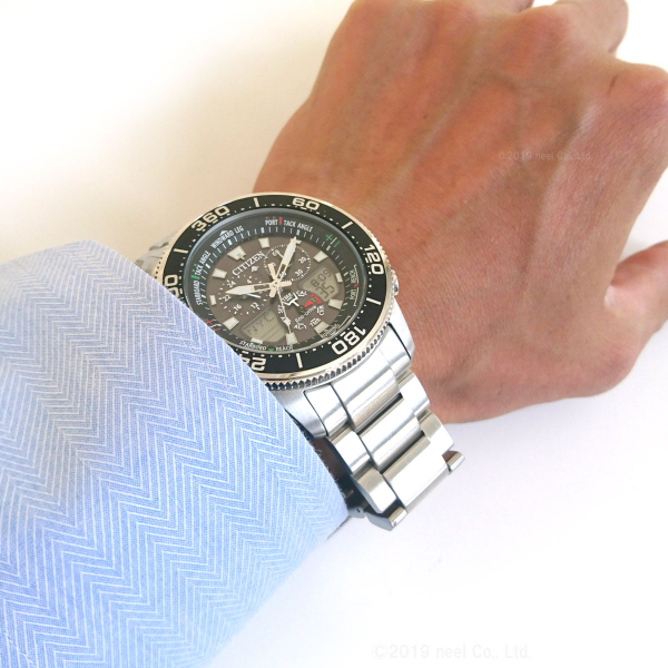 Ceas Barbatesc Citizen Promaster Eco-Drive JR4060-88E 1