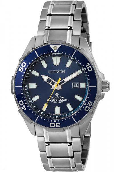 Ceas Citizen Promaster Marine Titanium   BN0201-88L 4