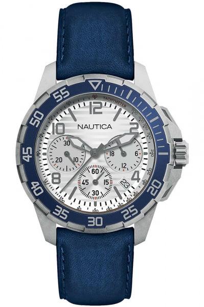 Ceas Nautica Chronograph Pilot House 0