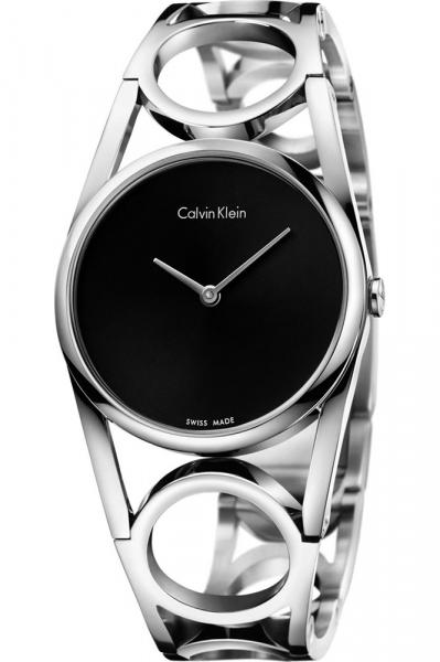 Ceas Dama Calvin Klein Round K5U2M141 0