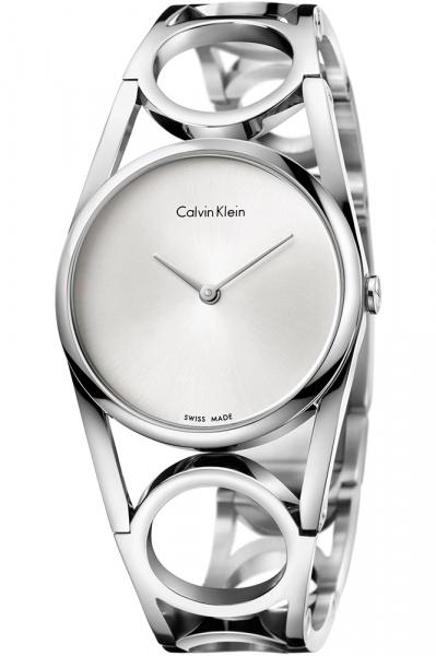 Ceas Dama Calvin Klein Round K5U2M146 0
