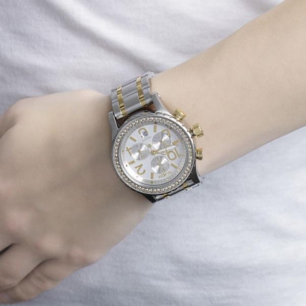 Ceas Dama NIXON The 38-20 Chrono Chronograph A404 1921 2