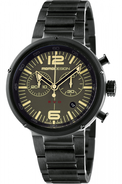 Ceas MOMO Design EVO Chronograph MD1012BR-30 0