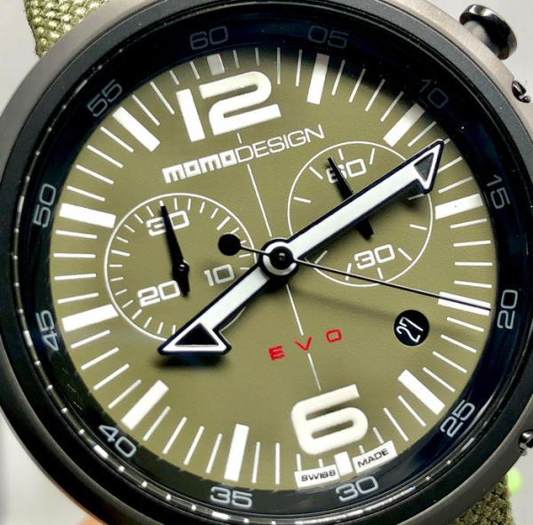 Ceas MOMO Design EVO Chronograph MD1012BR-43 2
