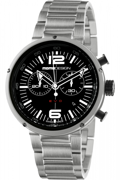 Ceas MOMO Design EVO Chronograph MD1012BS-10 0