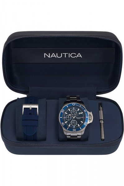 Ceas Nautica Chronograph Bayside NAPBYS006 (Set) 2