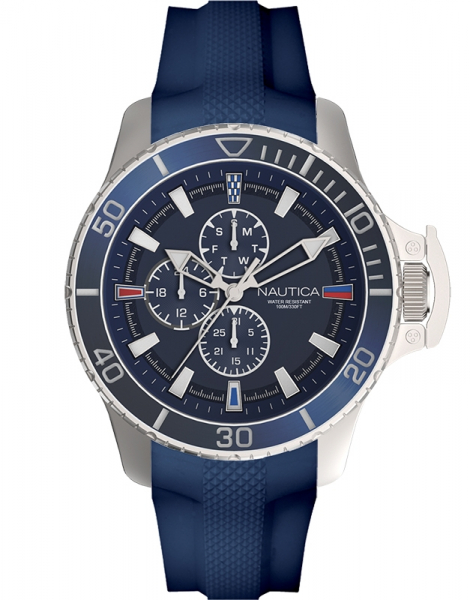 Ceas Nautica Chronograph Bayside NAPBYS006 (Set) 1
