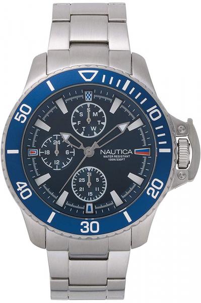 Ceas Nautica Chronograph Bayside NAPBYS006 (Set) 0