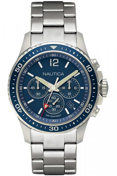 Ceas Nautica Freeboard Chronograph 0