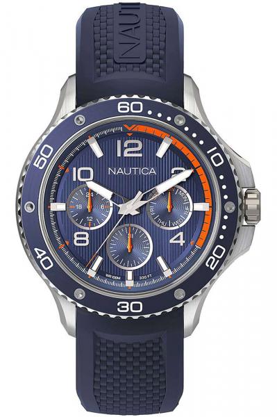 Ceas Nautica Chronograph Pier 25 NAPP25002 0