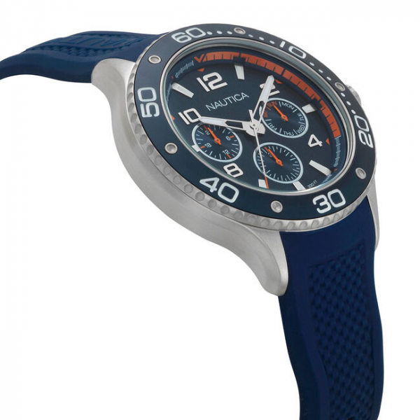 Ceas Nautica Chronograph Pier 25 NAPP25002 1