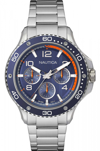 Ceas Nautica Chronograph Pier 25 NAPP25006 0
