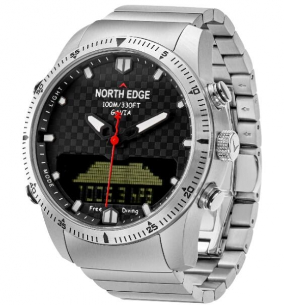 Ceas North Edge Gavia 2