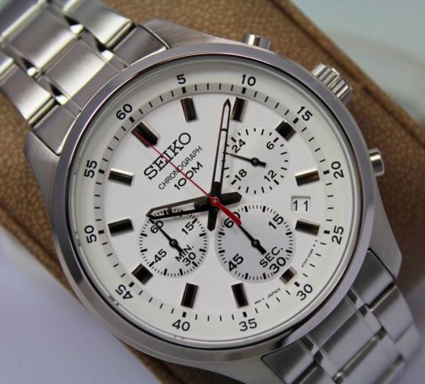 Ceas Seiko Chronograph SKS583P1 3