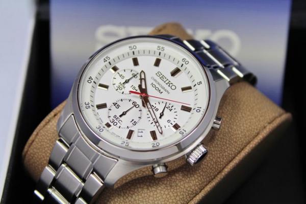 Ceas Seiko Chronograph SKS583P1 1