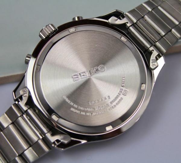 Ceas Seiko Chronograph SKS583P1 6