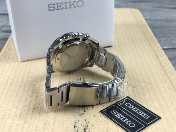 Ceas barbati Seiko Chronograph SSB259P1 5