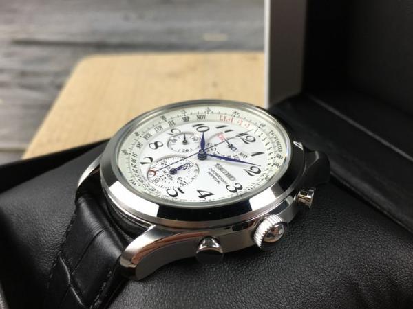 Ceas Seiko Chronograph Perpetual Calendar SPC131P1 2