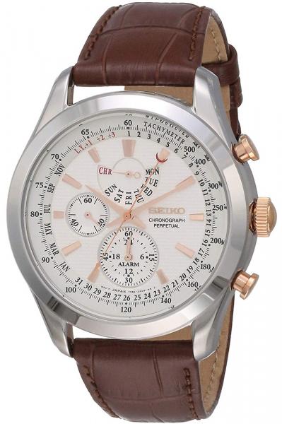 Ceas Seiko Chronograph Perpetual Calendar SPC129P1 0