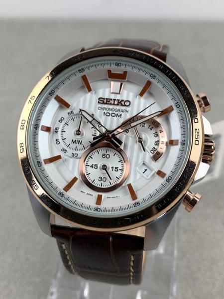 Ceas Seiko Cronograph SSB306P1 1