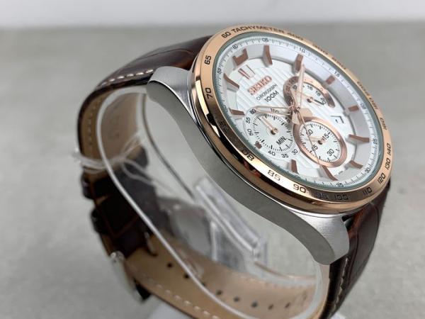 Ceas Seiko Cronograph SSB306P1 5