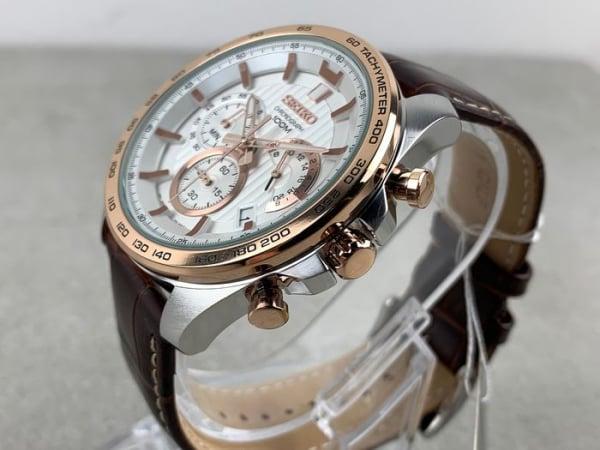 Ceas Seiko Cronograph SSB306P1 4