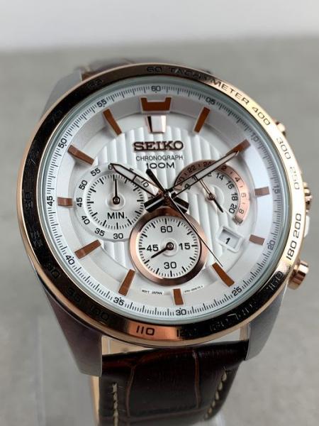Ceas Seiko Cronograph SSB306P1 2