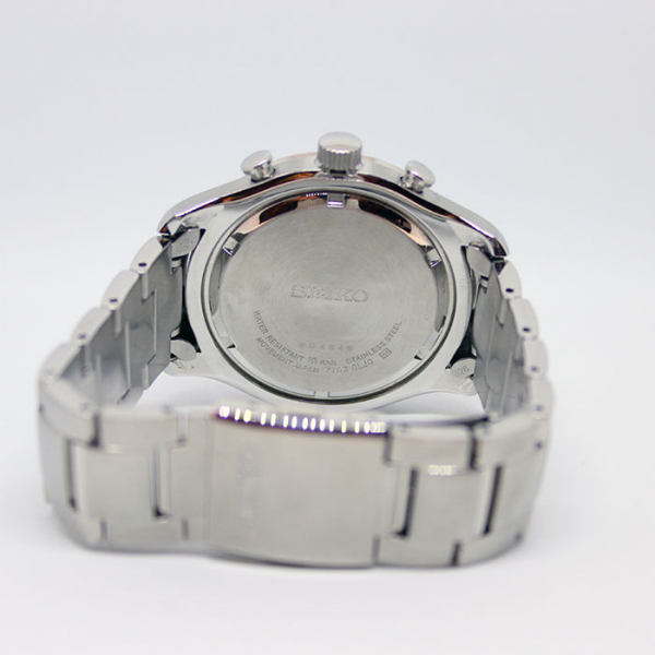 Ceas Seiko Cronograph SNAF67P1 5