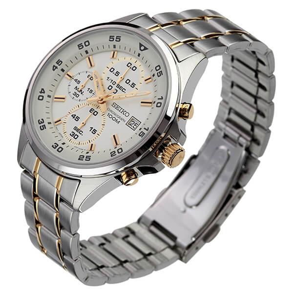 Ceas Seiko Cronograph SKS629P1 2
