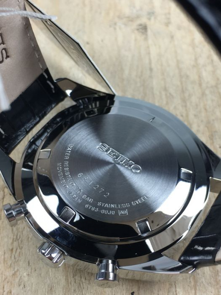 Ceas Seiko SPORTS Cronograph SSB097P1 6