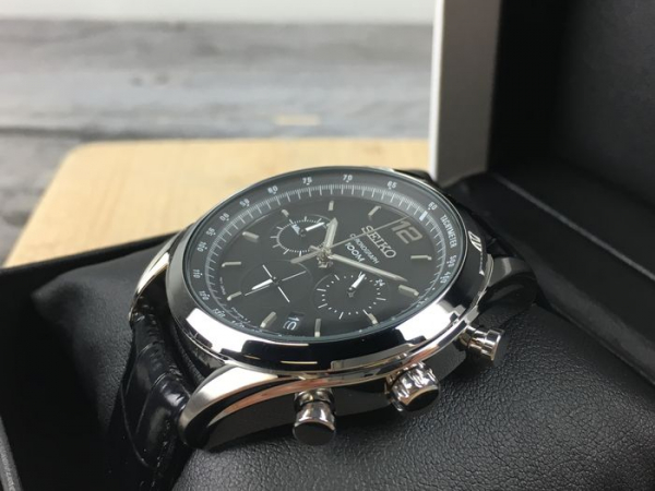 Ceas Seiko SPORTS Cronograph SSB097P1 3
