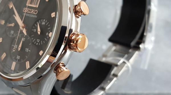 Ceas Seiko Cronograph SPC151P1 2