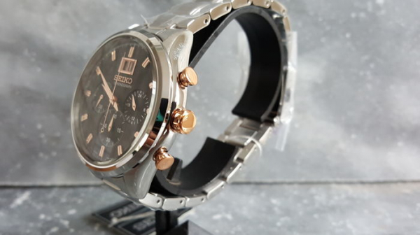 Ceas Seiko Cronograph SPC151P1 1