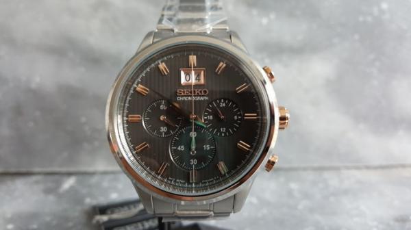 Ceas Seiko Cronograph SPC151P1 4