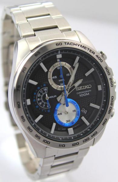Ceas Seiko Cronograph SSB257P1 6
