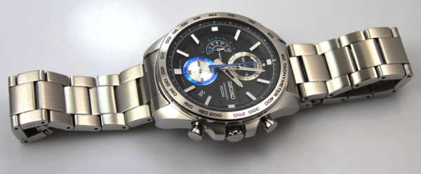 Ceas Seiko Cronograph SSB257P1 3