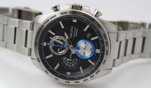 Ceas Seiko Cronograph SSB257P1 4
