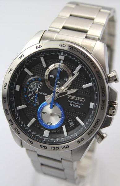 Ceas Seiko Cronograph SSB257P1 7
