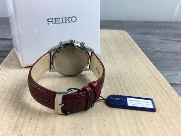 Ceas Seiko Cronograph SNDC31P1 5
