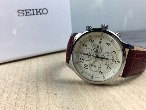 Ceas Seiko Cronograph SNDC31P1 4