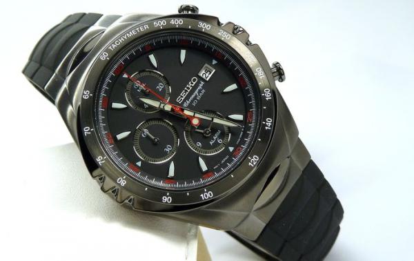 Ceas Seiko Cronograph SNAF87P1 9