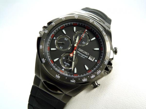 Ceas Seiko Cronograph SNAF87P1 1