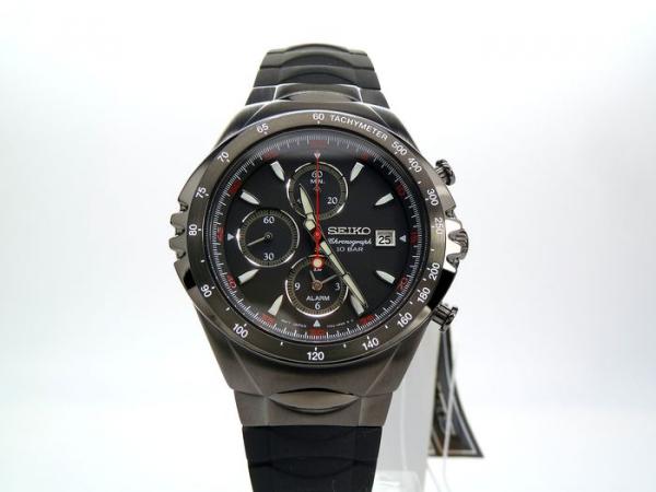 Ceas Seiko Cronograph SNAF87P1 2