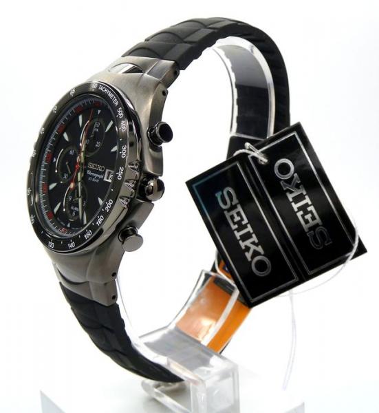 Ceas Seiko Cronograph SNAF87P1 4